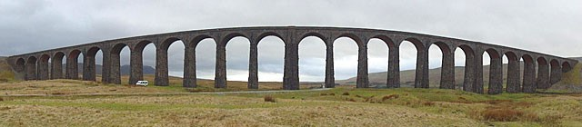 Settle Carlisle route
